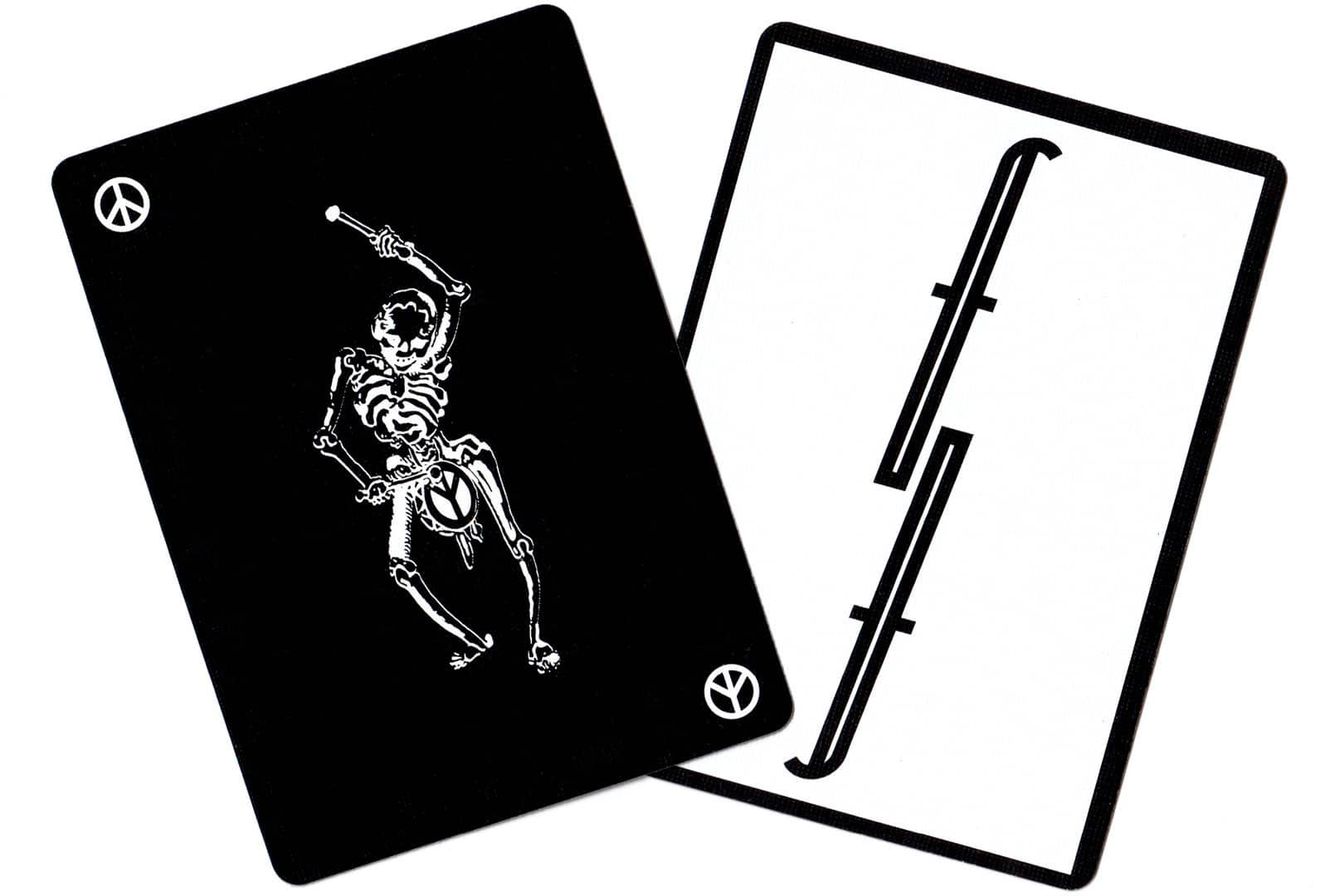 Fontaine X Babylon playing cards single deck limited edition